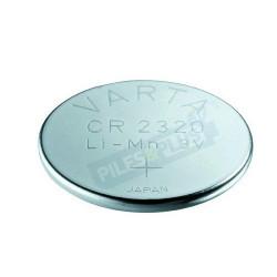 Pile Bouton CR2320 Lithium - 3V - VARTA
