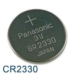 Pile Bouton CR2330 Lithium - 3V