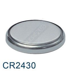 Pile Bouton CR2430 Lithium - 3V