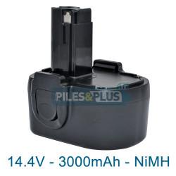 Batterie Skil 2610Z00664 - 14.4V 3000mAh NiMH
