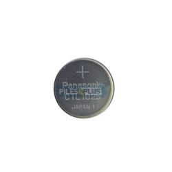 Pile bouton rechargeable CTL1025 - Lithium 2.3V - Par 1