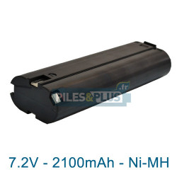 Batterie compatible Makita 7000 - NiMH 7.2V 2100mAh
