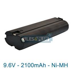 Batterie Makita 9000 compatible - 9.6V NiMH 2100mAh