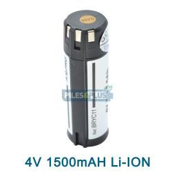 Batterie pour RYOBI AP4001.TEK44V - 4V LI-ION 1.5Ah