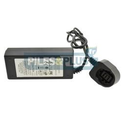 Chargeur pour batterie Dewalt Li-ion de 14,4V à 18V