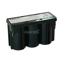 Accu Cyclon 6V 2.5Ah – 0819-0012 – Batterie plomb étanche