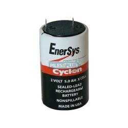 Accu Cyclon 2V 5Ah – 0800-0004 – Batterie plomb étanche