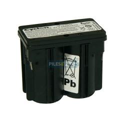 Accu Cyclon 4V 2.5Ah – 0819-0010 – Batterie plomb étanche