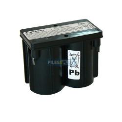 Accu Cyclon 4V 5Ah – 0809-0010 – Batterie plomb étanche