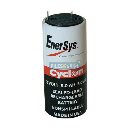 Accu Cyclon 2V 8Ah – 0850-0004 – Batterie plomb étanche