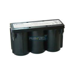 Accu Cyclon 6V 5Ah – 0809-0012 – Batterie plomb étanche