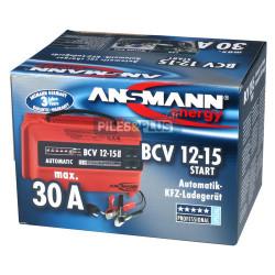 Chargeur de batterie au plomb automatique BCV 12-15 Ansmann