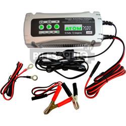 Chargeur intelligent tout type de batterie plomb 12V - 7.5Ah