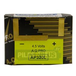 PILE TYPE NR320L 4.5V ALCALINE MENAGE