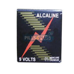 Pile AP95 - alcaline 9V 6F95