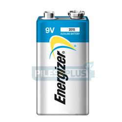 Pile 9V 6LR61 - Pile carrée Alcaline 9V- Energizer High Tech