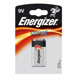 Pile 9V - 6LR61 - Pile alcaline Energizer