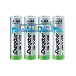 Piles AA - Piles LR6 - Energizer ECO ADVANCED B4
