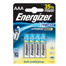 Pile AAA LR03 - Energizer High Tech PowerBoost 1,5V - EN629604