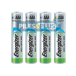 Piles AAA - Piles LR03 - Energizer ECO ADVANCED B4