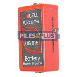 Pile PX72 - 22,5V - 15F20 - MN122 - pile alcaline - equiv. Mercure -