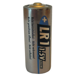 Pile N - LR1 - pile alcaline E90 Ansmann 1,5V - par 1