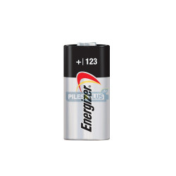 Pile photo 123AP - CR17345 Lithium 3V Energizer