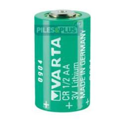 Pile CR1/2 AA - lithium 3V - Varta