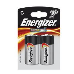 Piles LR14 - C Energizer - par 2