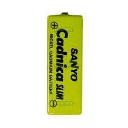 Accumulateur prismatique Sanyo NiCd 650mAh - KF-B650