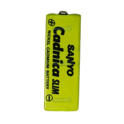 Accumulateur prismatique Sanyo NiCd 450mAh - KF-B450