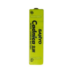 Accumulateur prismatique Sanyo NiCd 1200mAh - KF-1200