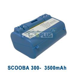 Batterie pour iRobot Scooba série 300 - 14.4V 3500mAh