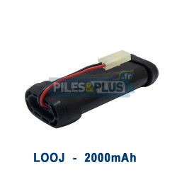 Batterie pour nettoyeur iRobot Looj 7.2V NiCd 2000mAh