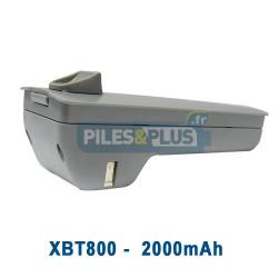 Batterie pour aspirateur Shark XBT800- 10.8V 2000mAh NiCD