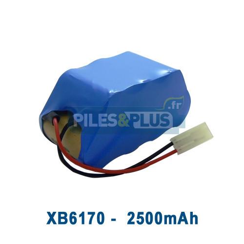 Batterie pour aspirateur Shark XB6170 - 8.4V 2500mAh NiMH