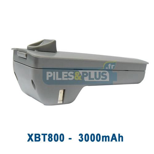 Batterie pour aspirateur Shark XBT800- 10.8V 3000mAh NiMH