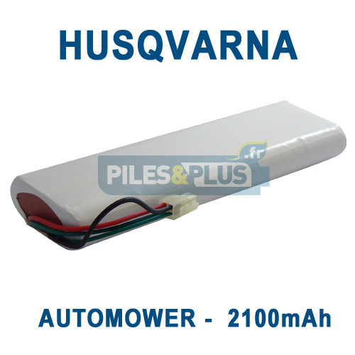 Batterie pour tondeuse Husqvarna Automower 18V 2100mAh NiMH