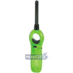 Briquet Allume-tout à gaz - rechargeable - flamme réglable - OEAGN