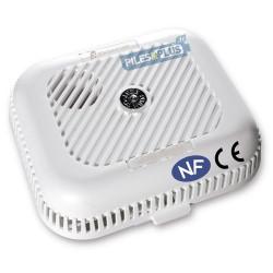 Détecteur de fumée NF et CE - pile Energizer incluse