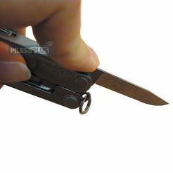 Leatherman Micra compact - métal - 11 fonctions