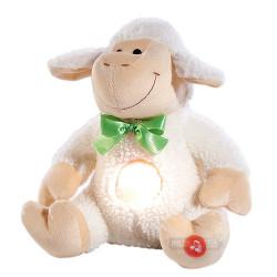 Veilleuse peluche Musicale - Pia le Mouton