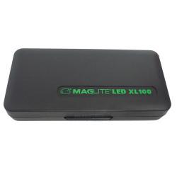 Lampe Maglite XL100 LED Noire - Coffret + 3 LR03 AAA + Lunettes