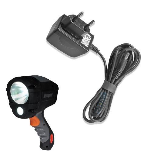 Chargeur secteur 220V pour Spotlight HardCase Energizer
