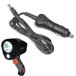 Chargeur allume cigare 12V pour Spotlight HardCase Energizer