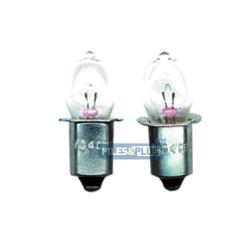 Ampoule krypton pour ML4 4D / 4C Maglite - par 2