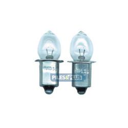 Ampoule krypton pour ML5 5D / 5C Maglite - par 2