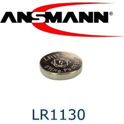 Pile bouton LR1130