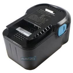 Batterie pour AEG L1830R - 18V Li-ion 4000mAh