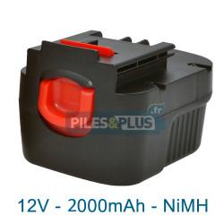 Batterie pour Black et...